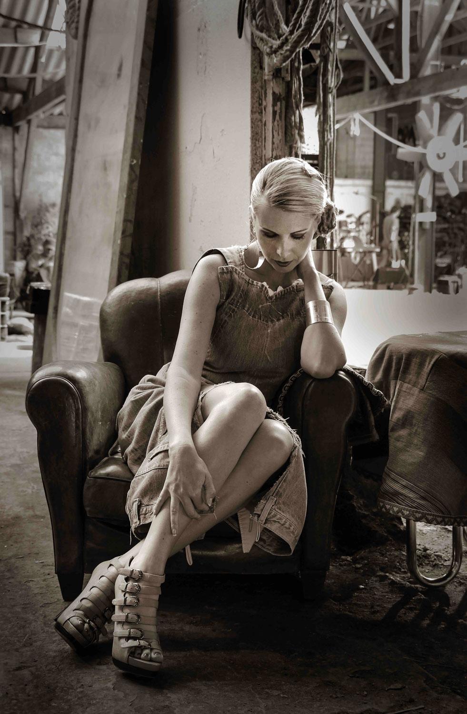 Portrait actrice star